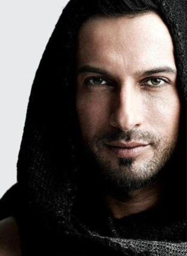 Handsome Middle Eastern Men