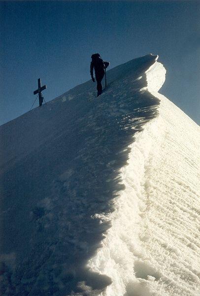 ~ reaching the summit ~