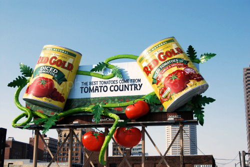 One big can of tomatos