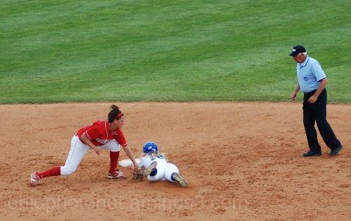 Ohio State Buckeye Softball, NCAA Softball
