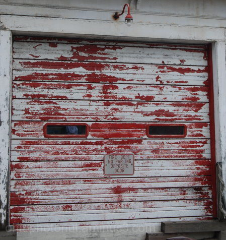 Fire Door, fire department