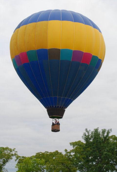 Hot Air Ballon, Beulah Park Hot Air Ballons