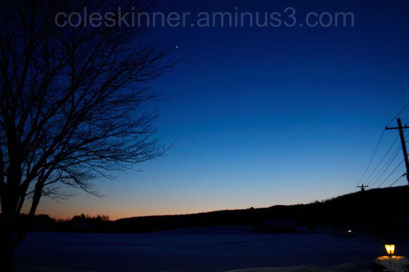 Northern VT Sunrise