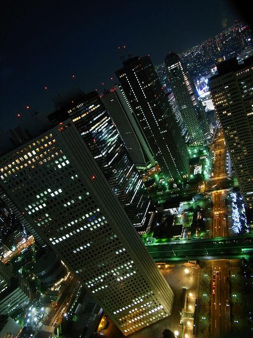 Shinjuku Night Ride