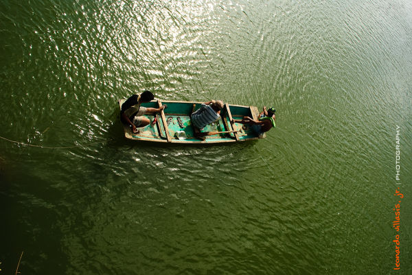 Fishing Boat #2