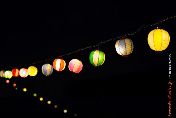 Paper Lantern #3