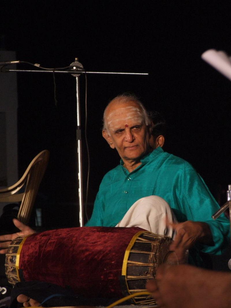 Umayalpuram at Chennai Sangamam