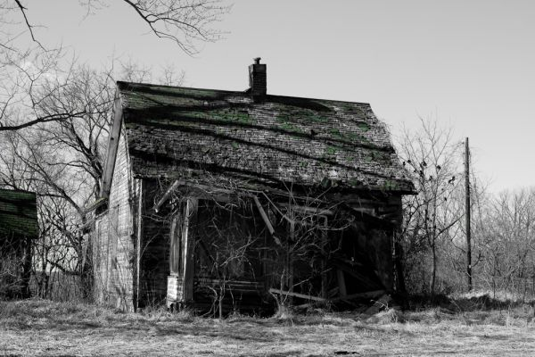 Abandoned Farm (Day 23)