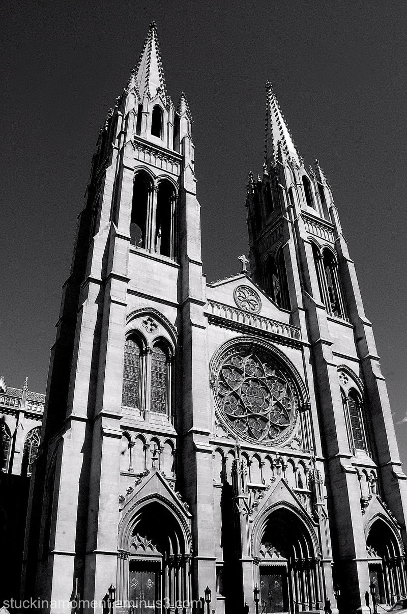 Majestic Cathedral