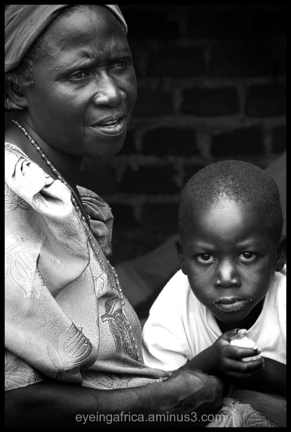 Family Portrait Uganda