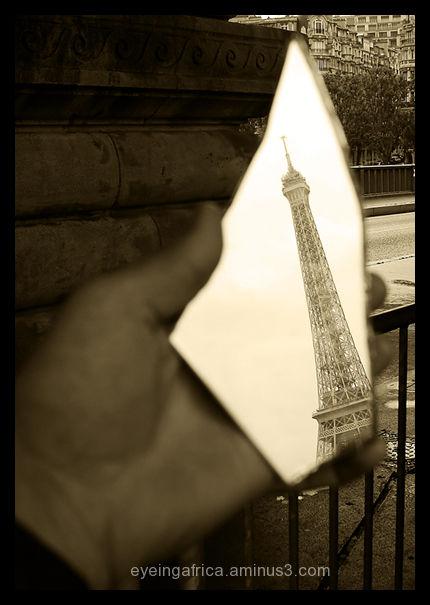 Eiffels' reflection