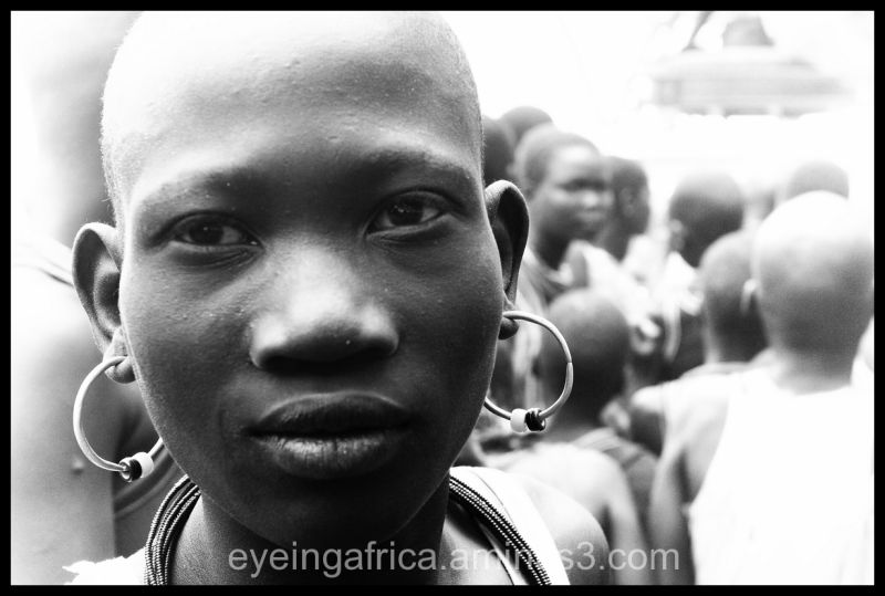 face of karamoja