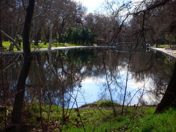 Sycamore Pool at Bidwell Park