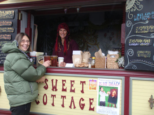 Sweet Cottage Pie Wagon