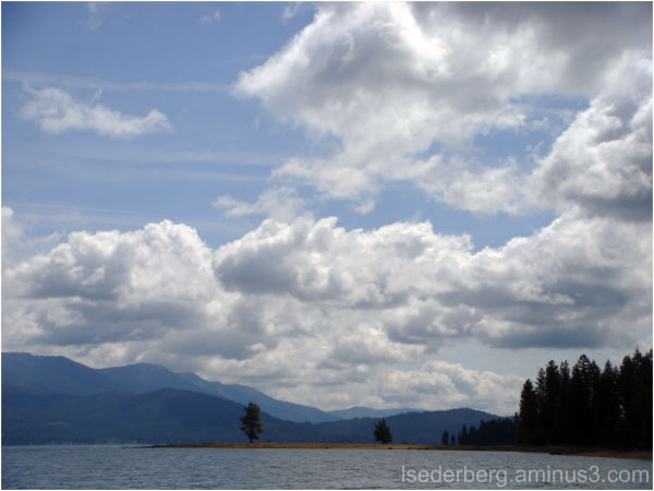 Cloudy Lake Almanor