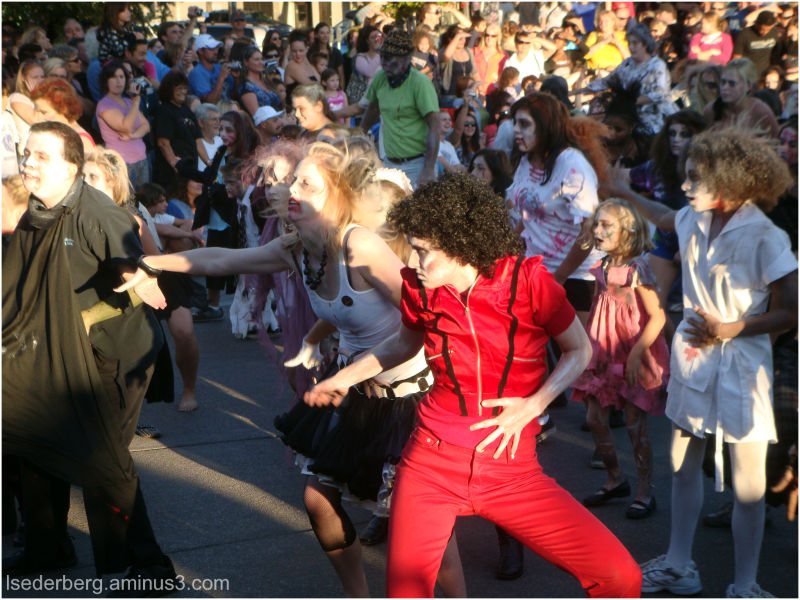 Thriller in Chico