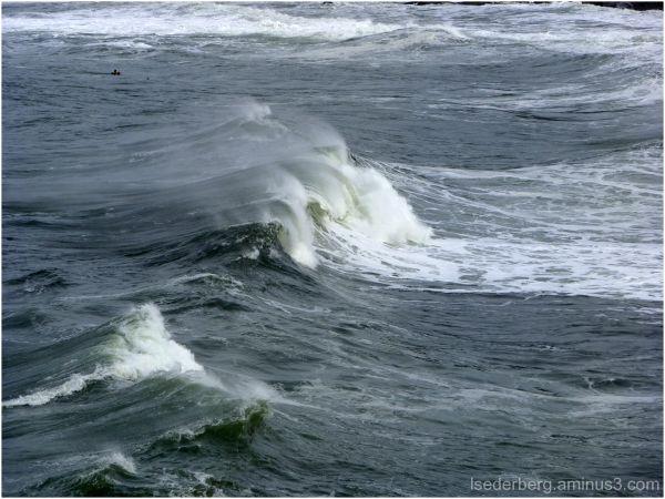 Waves in oregon