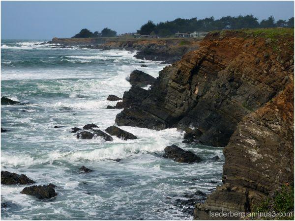 Sea Ranch coast