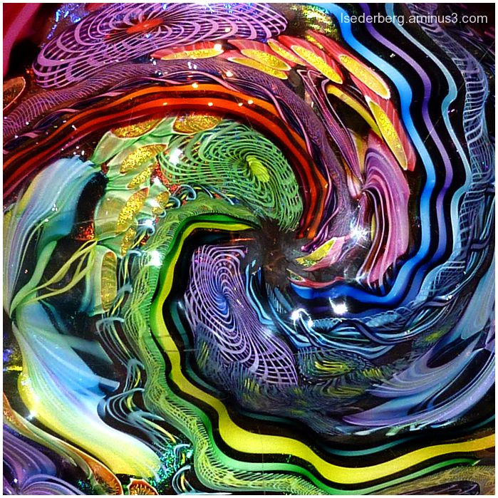 Abstract glass