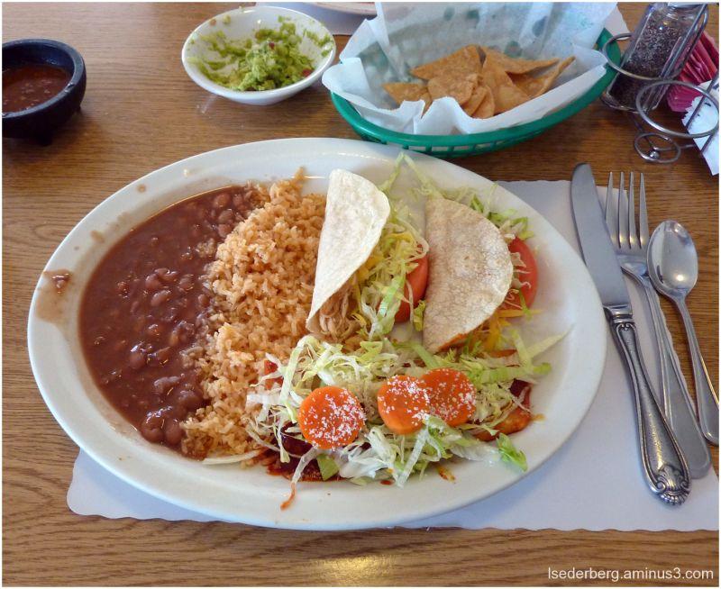 El Mexicano food