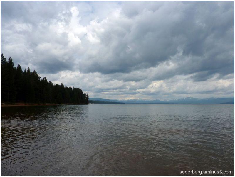 Lake Almanor in June