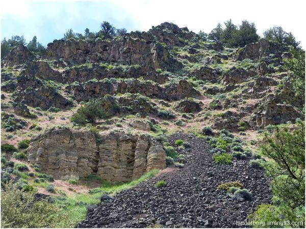Rocks in Modoc