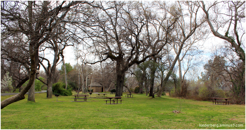 Five-mile Picnic area