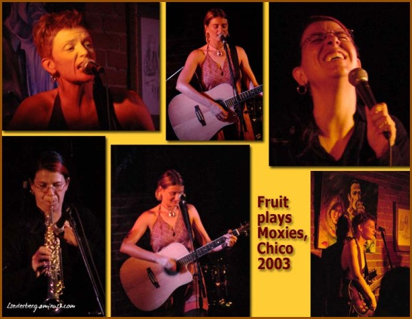 Fruit the band