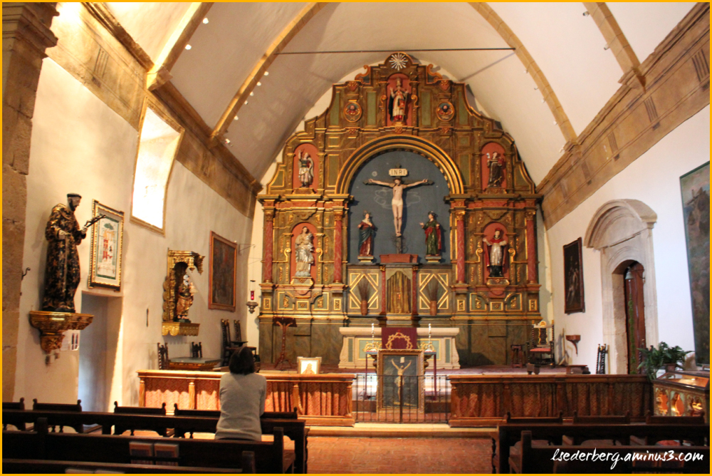 Carmel Mission Chapel