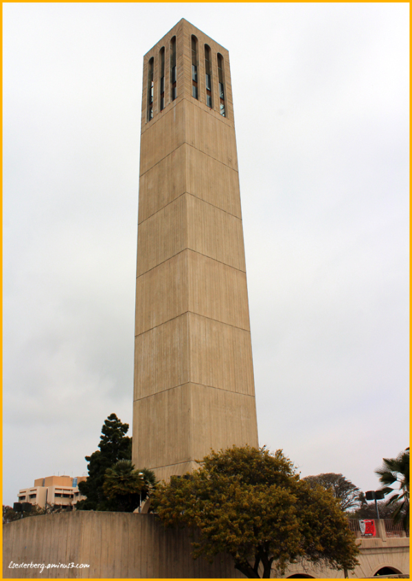 Tower at UCSB
