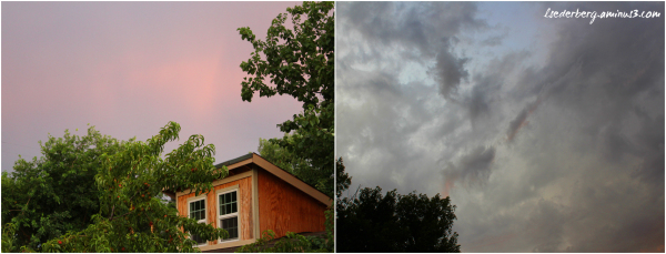 Sky in Chico