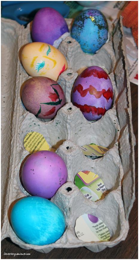 Madi's Eggs