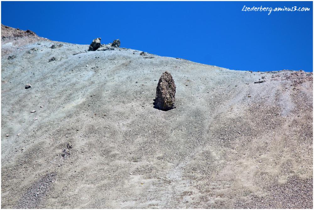 Lassen rock