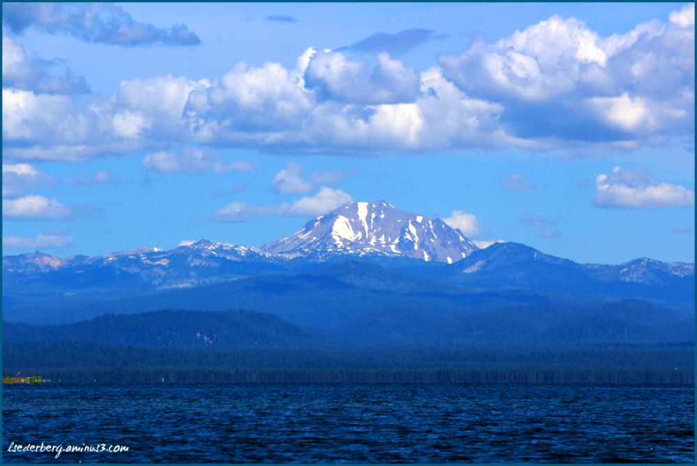 Blue Mt. Lassen