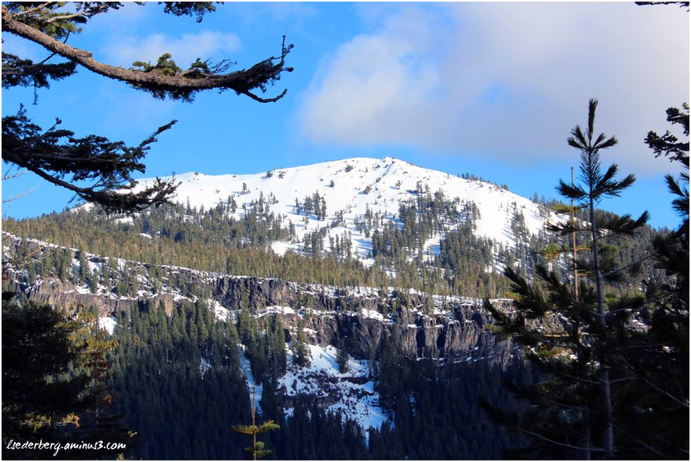 Lassen ridge
