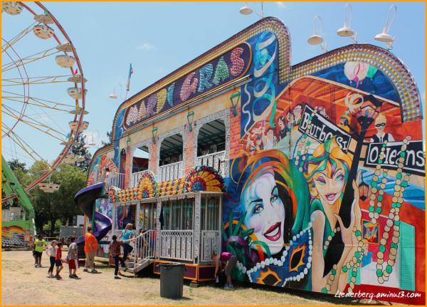 Fun House at the Fair