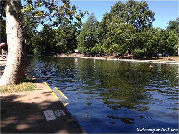 1-Mile swimming hole