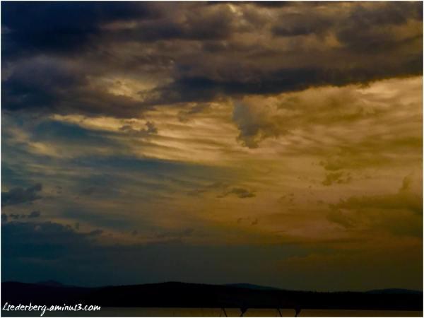 Sky over Lake 3
