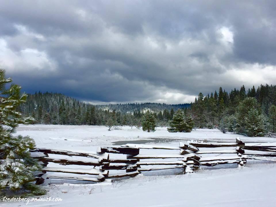 Snow at Deer Creek