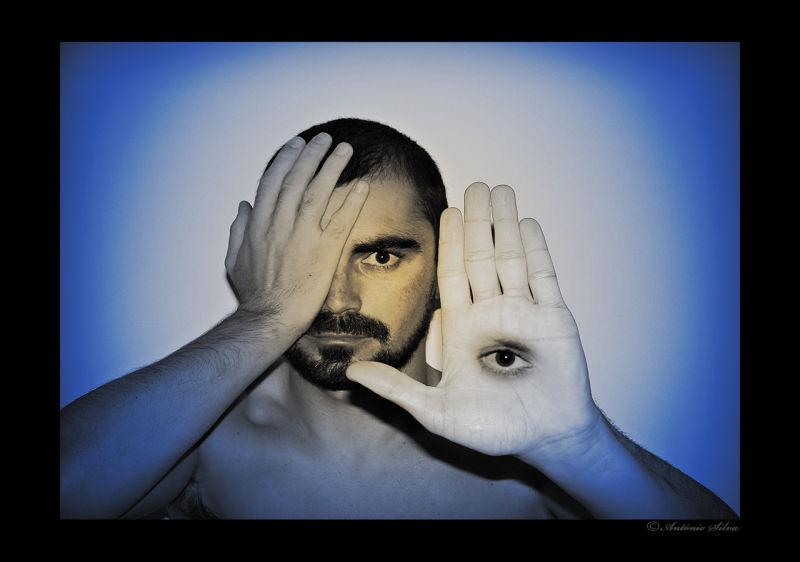 I see you, I feel you...