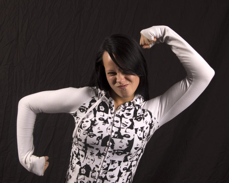 Ms. B's Muscles