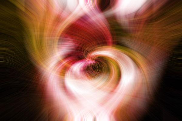 Twirled Portrait