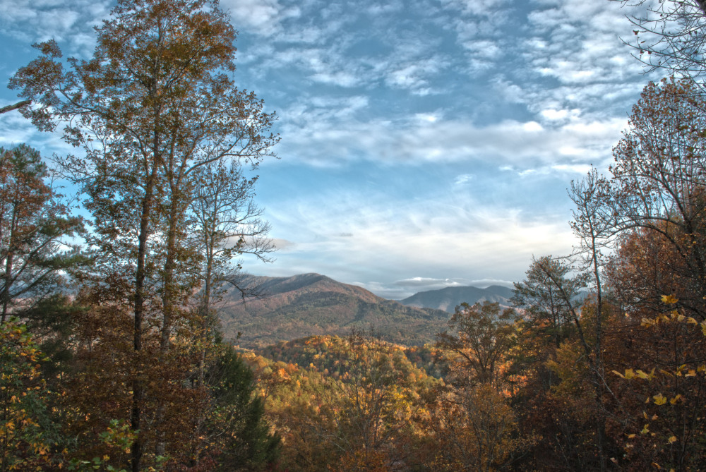 Great Smoky Mountains National Park HDR