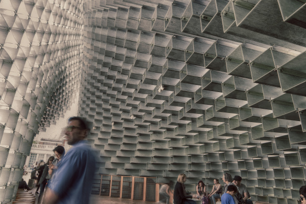 Serpentine Pavilion, BIG