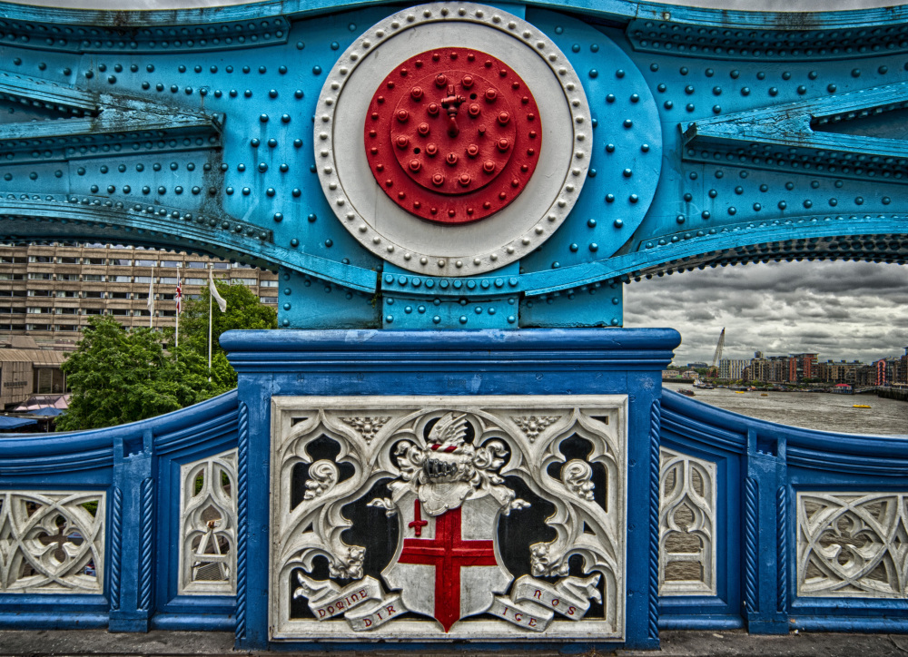Tower Bridge Detail