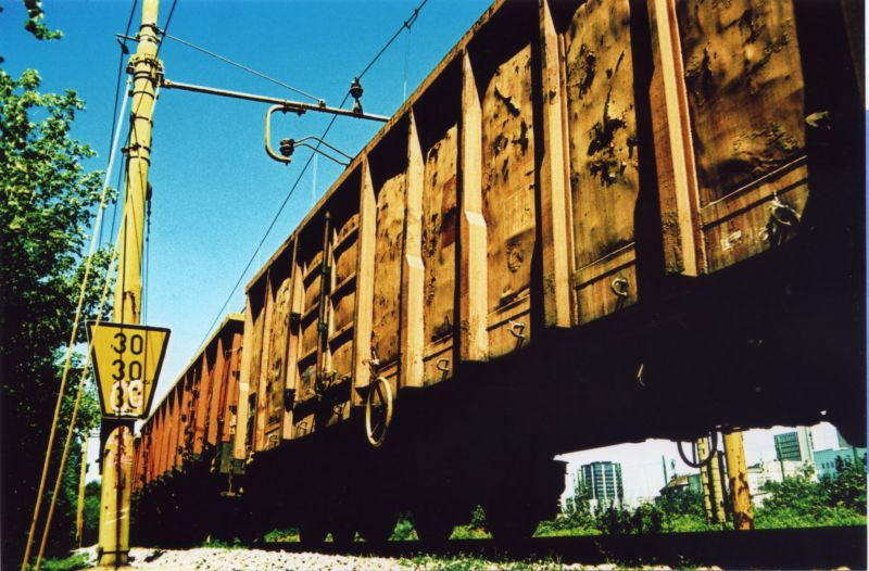 Lubjana Train