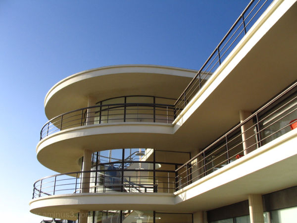De La Warr Pavilion, Bexhill-on-Sea #1