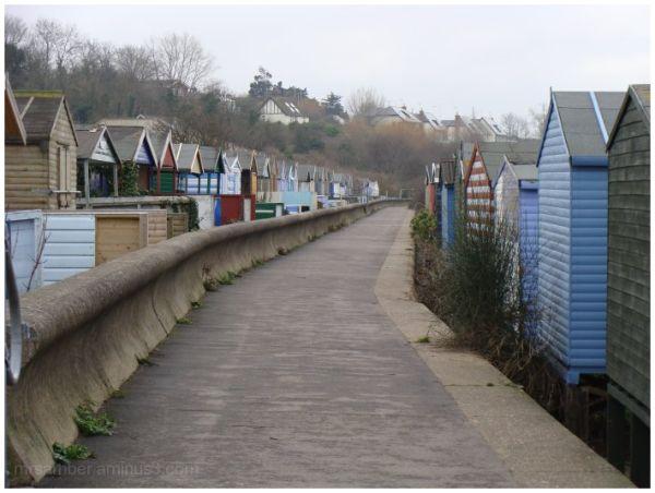 Beach Hut, Whitstable #4
