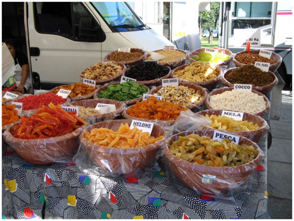Market Stall, Italy #1