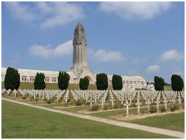 Verdun: Douaumont Ossuary & Cemetery